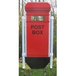 PC Postbox - Outdoor Complete
