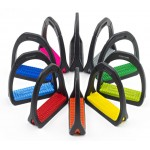 Compositi Coloured Stirrup Irons